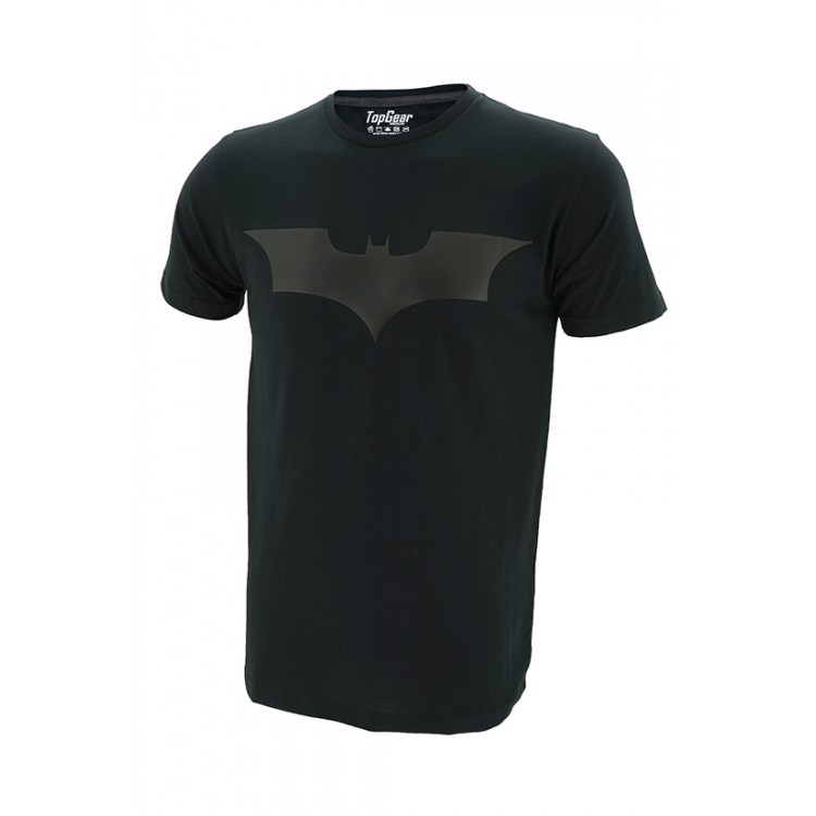 Batman The Dark Knight Logo Black Version